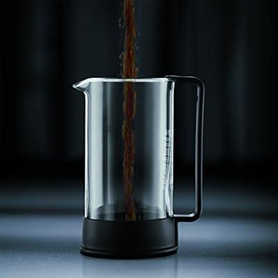 Bodum Brazil 3 cup French Press Coffee Maker, 12 oz, Black from Bodum