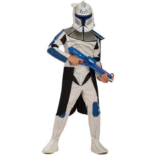 Rubies Clone Trooper Leader Rex Outfit- Medium