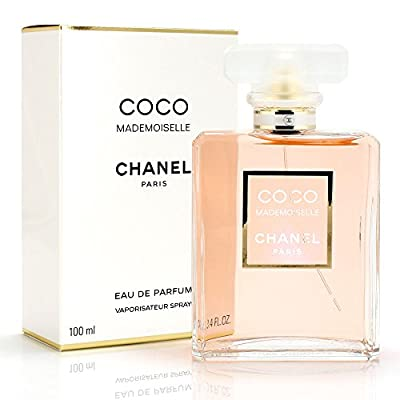 Coco Mademoiselle Perfume by Chanel 100ml Perfume