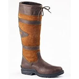 Ovation Duncan - Country Boot 42 (10 - 10.5) Brown