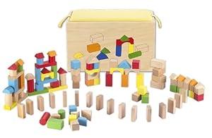 Kids Toy 108003 - Holzklötze, bunt