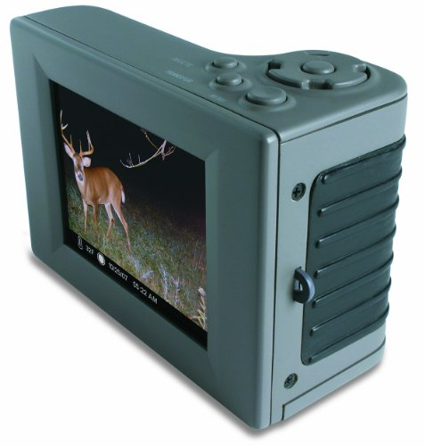 Sale!! Moultrie Digital Picture Viewer, Black, 2 x 6 x 8.25