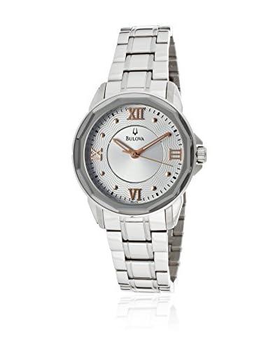 Bulova Reloj Bul-96L172 Plateado