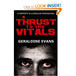 Author Interview – Geraldine Evans