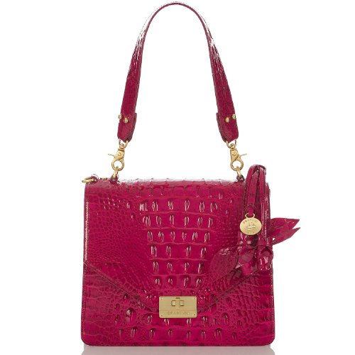 Ophelia Lady Bag<br>Lady Melbourne Glossy Rouge
