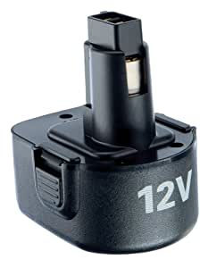 Black & Decker PS130 FireStorm 12-Volt 1-2/5-Amp Hour NiCad Pod Style Battery