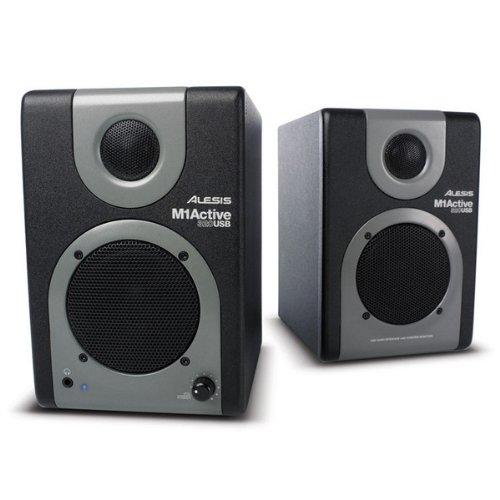 Alesis M1Active 320 USB Studio Monitor Pair