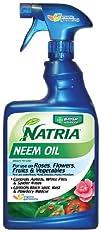 Bayer Advanced NATRIA 706250 Ready-to-Use Neem Oil Pest
