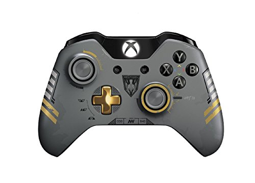 Xbox One Limited Edition Call of Duty: Advanced Warfare Wireless Controller (Certified Refurbished) (Advance Warfare 360 compare prices)