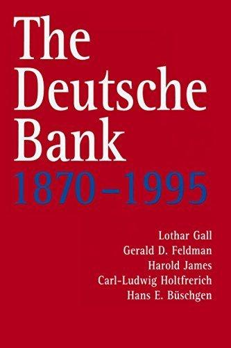 the-deutsche-bank-1870-1995-by-lothar-gall-1995-09-28