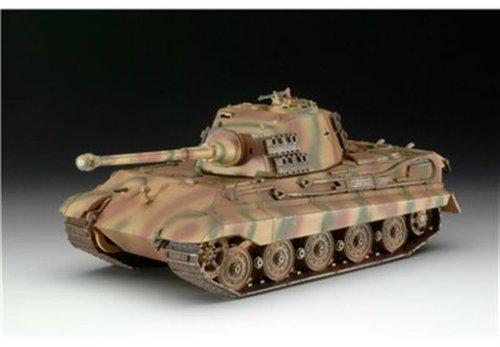 Revell-Modellbausatz-03129-Tiger-II-Ausf-B-im-Mastab-172
