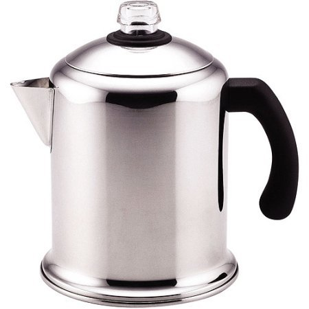 8 Cup Percolator , Polished stainless steel for beauty and durability. (Farberware Percolator Filters compare prices)