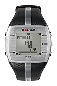 Polar FT7M Heart Rate Monitor - Black/Silver
