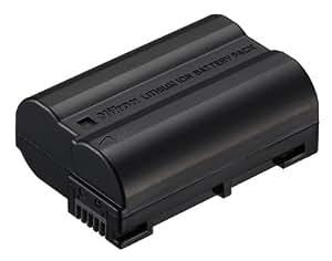 EN-EL15 Rechargeable Li-ion Battery Pack for the following cameras; D7000, D7100, D7200, D600, D800, D800E, D810