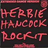 Herbie Hancock - Rockit - CBS - A 12.3577