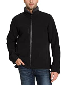 Lafuma Herren Funktionsjacken Central F-Zip, black - noir, L, LFV8500