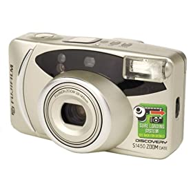 Fuji Discovery S1450 Zoom Date Kit Camera