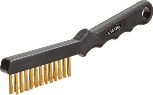 Vigor V2249 - Spazzola per pinze dei freni in ottone
