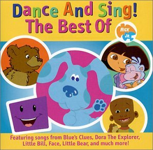 Dance & Sing: The Best of Nick Jr