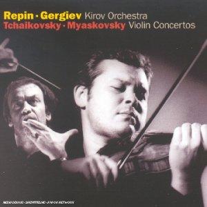 Tchaïkovski - Myaskovsky : Concertos pour violon
