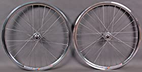 Wheel Master Weinmann Dp18 Wheel Set 700c 32h Fixie All Silver