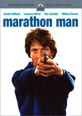 Cover art for  Marathon Man
