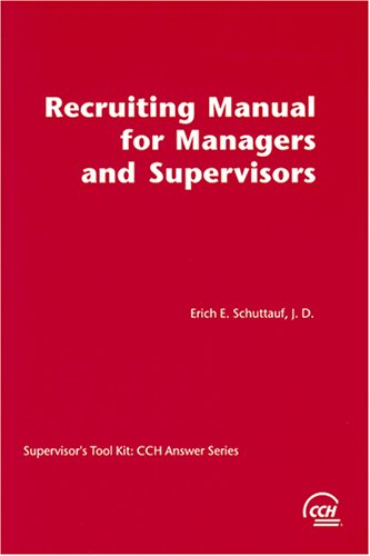 best practices manual for supervisors 2 essay A supervisor is responsible for the day-to-day performance of a small group it may be a team, a department or a shift typically the supervisor has experience in what the group does and has earned the position based on management's belief that he/she is capable of guiding the team.