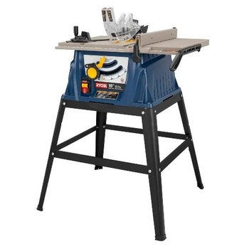 Great Deal! Factory-Reconditioned Ryobi ZRRTS10 10 in. Portable Table Saw w/ Stand