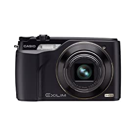Casio EX-FH100 10.1MP High Speed Digital Camera with 10x Ultra Wide Angle Zoom with CMOS Shift Image Stabilization and 3.0 inch LCD