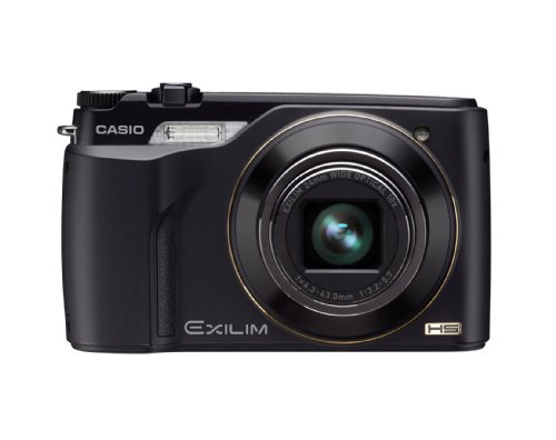 Casio EXILIM EX-FH100 is the Best Compact Digital Camera for Travel Photos Under $350 with at least 10x Optical Zoom