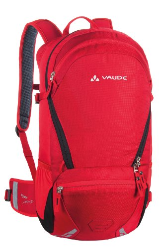 Vaude Hyper Backpack, 14+3-Liter, Red