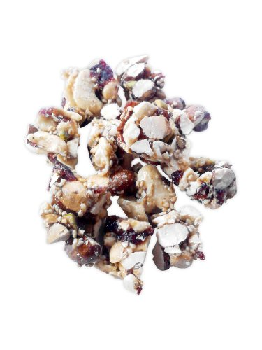 Mrs Mays Naturals Crunch Snack, Cranberry And Blueberry, 12-Pound