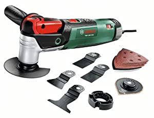 Bosch PMF 250 CES All-Rounder Power Tool with Accessories by Bosch