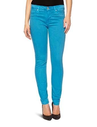 Hudson Jeans Women's Nico Midrise Skinny Jean, Wedgewood, 26