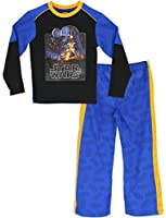Character Boys Star Wars Pyjamas Ages 5 to 13 Years