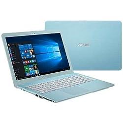 Asus Laptop (X540LA-XX441D/Core i3 (5th Gen)/4 GB/1 TB/DOS) (Aqua Blue)