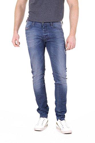 jeans uomo Diesel mens jeans tepphar 0838d l.30 -- waist 31 - length 30