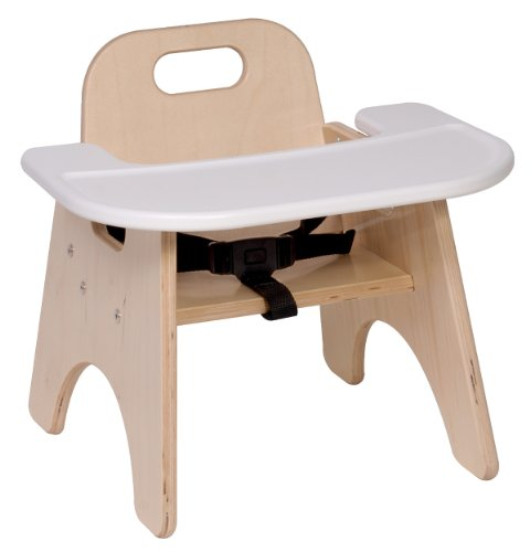 Wood Booster Seat front-1020652