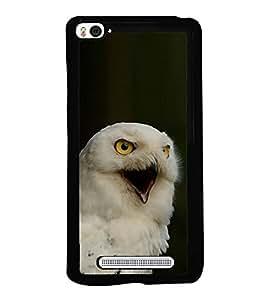 White Eagle 2D Hard Polycarbonate Designer Back Case Cover for Xiaomi Mi 4i :: Xiaomi Redmi Mi 4i