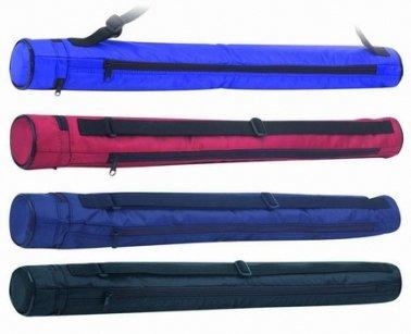 6-pack Insulated Tube Cooler Black Ensign Peak