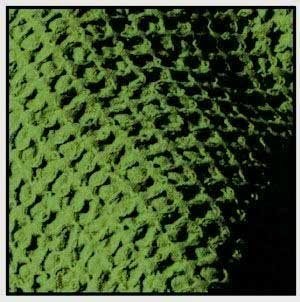Bitter Green Heritage Afghan Throw Blanket 50