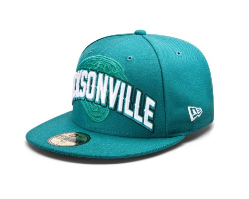 NFL Jacksonville Jaguars Draft 5950 Cap, Teal, 7 at Amazon.com