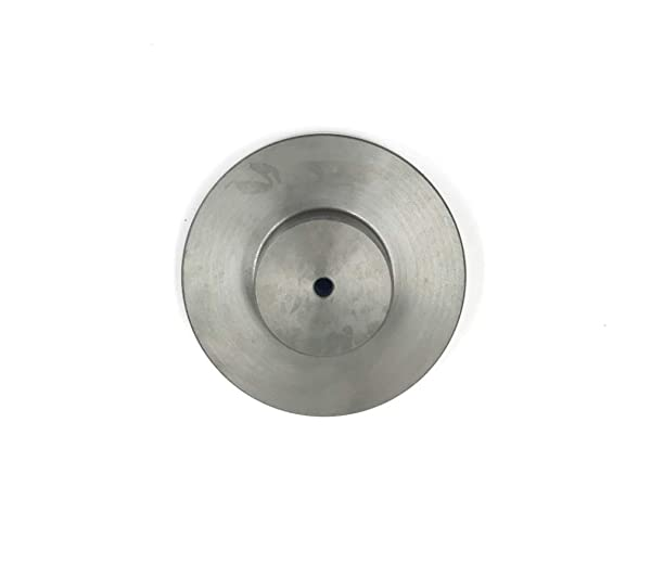 HHIP 3900-3313 Back Plate/Adapter for 6 Lathe Chucks, Unthreaded (Tamaño: 6 Size, Unthreaded)