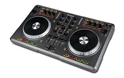 Numark Mixtrack USB DJ Controller for Mac and PC