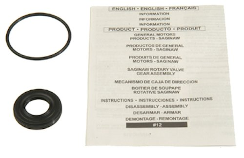 Edelmann 8777 Power Steering Gear Box Input Shaft Seal Kit (Steering Gearbox For 99 Dodge Ram compare prices)