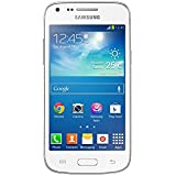 "Samsung Galaxy Core Plus - Smartphone libre Android (pantalla 4.3"", cámara 5 Mp, 4 GB, Dual-Core 1.2 GHz, 768 MB RAM), blanco"