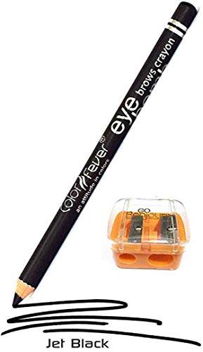 Color Fever Color Fever Eye Brow Pencil + Sharpner