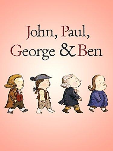 John, Paul, George and Ben on Amazon Prime Video UK