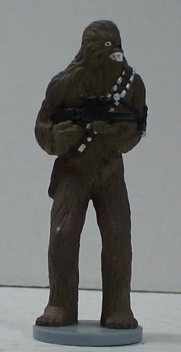 Picture of Applause Star Wars Chewbacca Pvc Figure (B0037GCIFY) (Star Wars Action Figures)