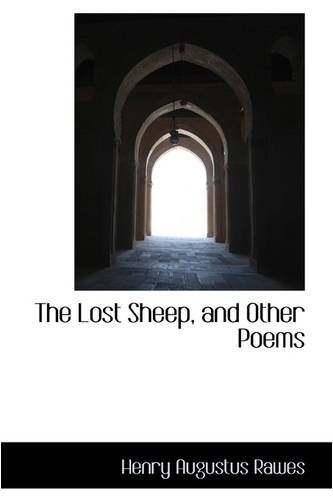 The Lost Sheep, and Other Poems